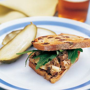 Chopped Liver Sandwiches