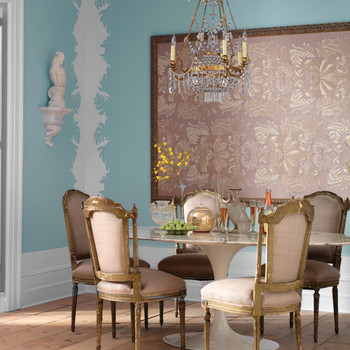5 Ways to Update Your Dining-Room Colors