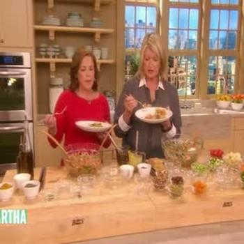 how to make rice salad