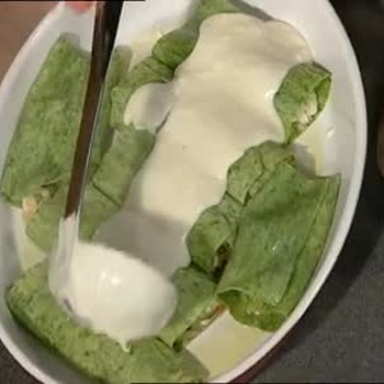 Spinach Cannelloni, Part 2