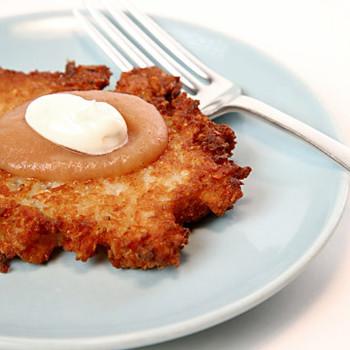 Alex Witchel's Potato Pancakes