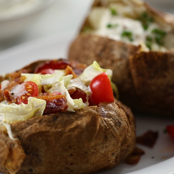 Baked Potato BLT Video EDFSC