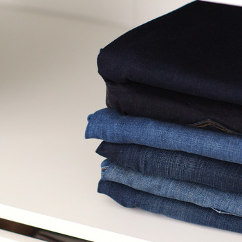 How to Fold Jeans EH