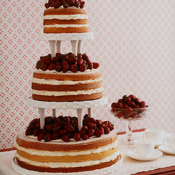 Old Time Favorites Wedding Cakes