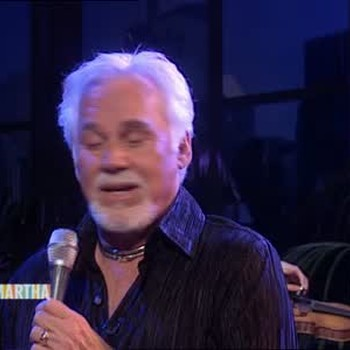 Kenny Rogers Performs Lady