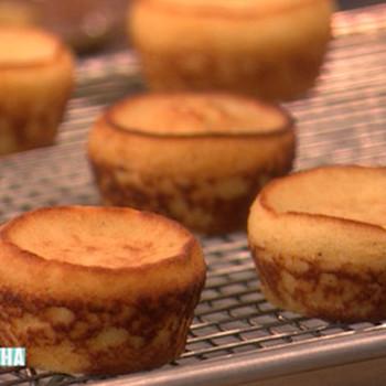 Old-Fashioned Corn Muffins