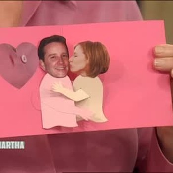 Pop-Up Valentine's Day Card