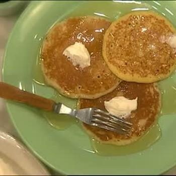 Yeast-Based Pancake Batter