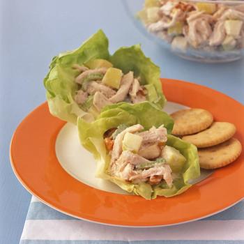 Apple-Chicken Salad