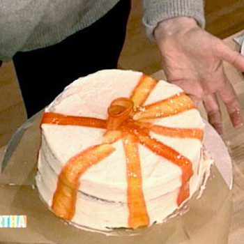 Frosting Carrot Cake with John Barricelli