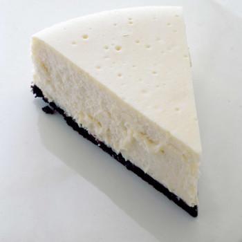 New York-Style Cheesecake with Chocolate Crust
