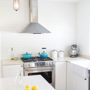 A Chic Kitchen Makeover on a Budget