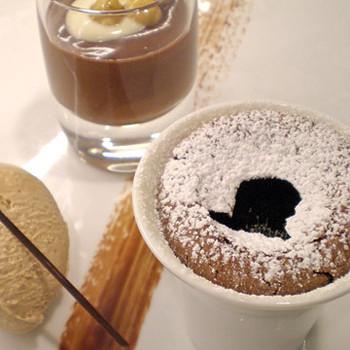 Malted Milk Chocolate Ice Cream