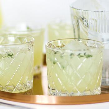Vodka &Thyme Lemonade