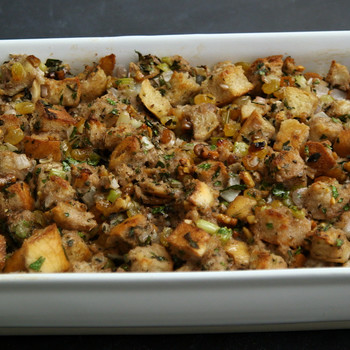 No-Fail Signature Thanksgiving Stuffing