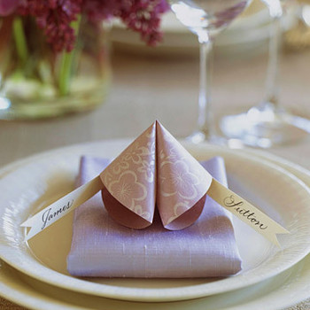 Fortune Place Card