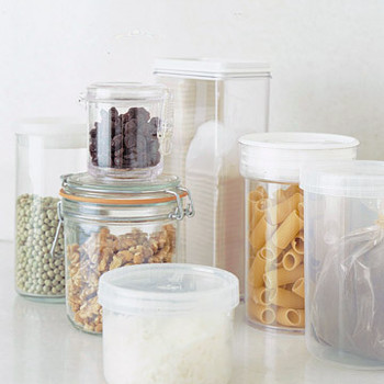 See-Through Containers