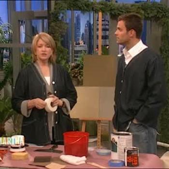 Caulk and Paint Preparation