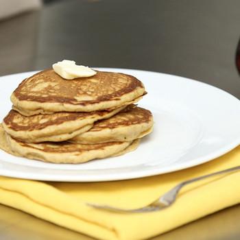 Gingerbread Pancakes Recipe