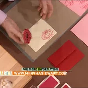 How to Make Rosy Stationary