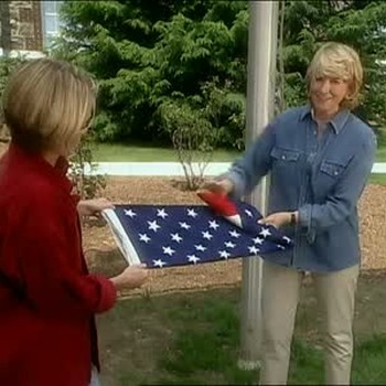 How To Properly Fold a Flag
