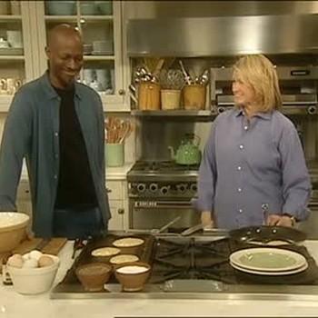 Keb Mo's Wheat Germ Pancakes
