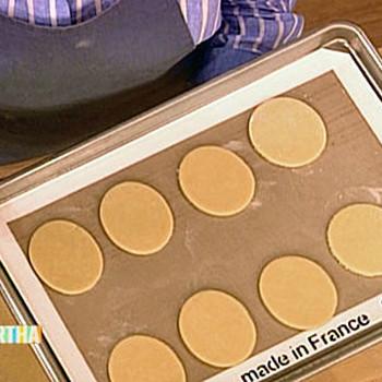 Martha's Basic Sugar Cookies