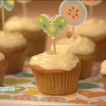 Mini Carrot Cupcakes, Part 1