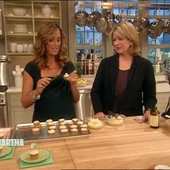 Mini Carrot Cupcakes, Part 2
