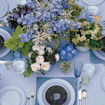 Centers of Attention: Outdoor Centerpieces