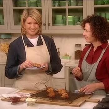 Nancy Silverton's Croissants