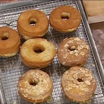 Orange Glazed Donuts, Part 2