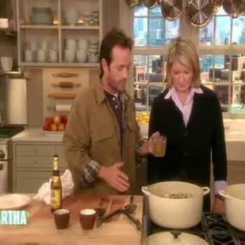 Pulled Pork with Luke Perry