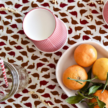 Personalize Thanksgiving with DIY Napkins