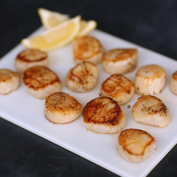 Chewy Scallops Solved