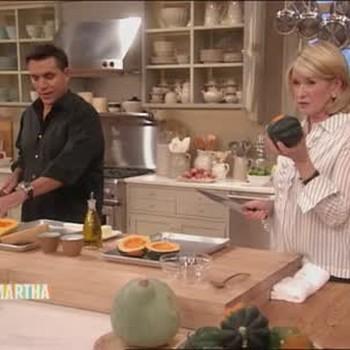 Baked Squash Macaroni, Part 1