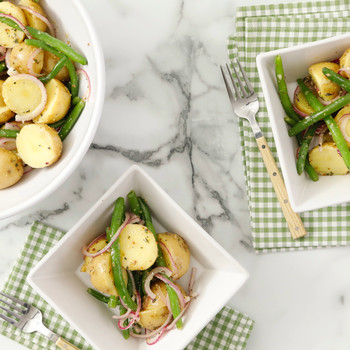 Potato and Green Bean Salad Video