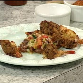 Emeril's Baked Stuffed Shrimp
