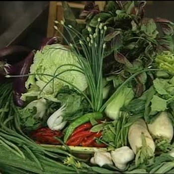 Fantastic Chinese Vegetables