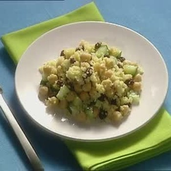 How to Make Couscous Salad
