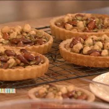 How to Make Nut Tart Filling
