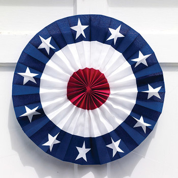 Patriotic Door Medallion