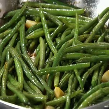 New Orlean Style Green Beans
