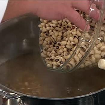 Split Pea Soup for Laila Ali