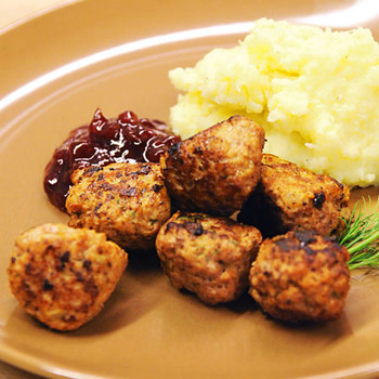 Lars Bolander's Swedish Meatballs