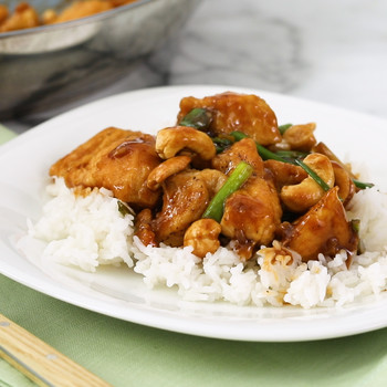 Cashew Chicken Video