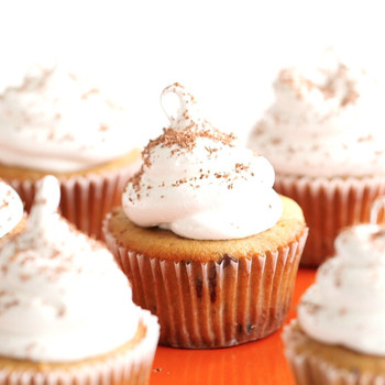 Cappuccino-Chocolate Cupcakes