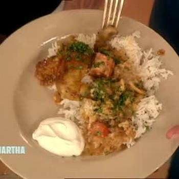 Chicken Cardamom Curry, Part 2