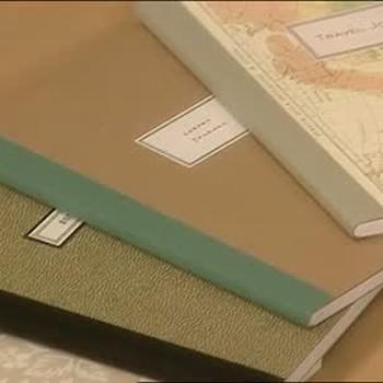 How to Create Handmade Notebooks