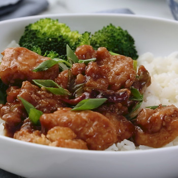 General Tso's Chicken Video